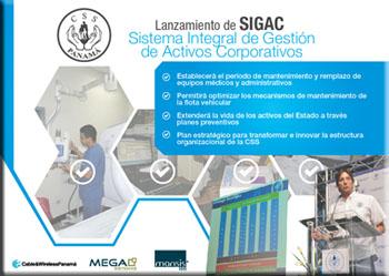 Lanzamiento de SIGAC