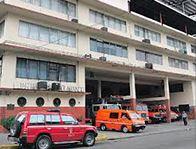 Gestión de Mantenimiento Cuerpo de Bomberos de la República de Panamá