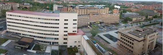 Área Sanitaria Salamanca