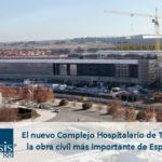 MANSIS gestionará los Activos, los Servicios Generales y la Logística del Nuevo Hospital de Toledo