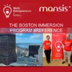 MANSIS es una de las 10 empresas que participan en el programa Richi Entrepreneurs 2019