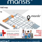 Un año más MANSIS estará presente en MEDICA 2019 en Düsseldorf (Alemania)