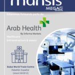 MANSIS estará en los próximos días en ARAB HEALTH
